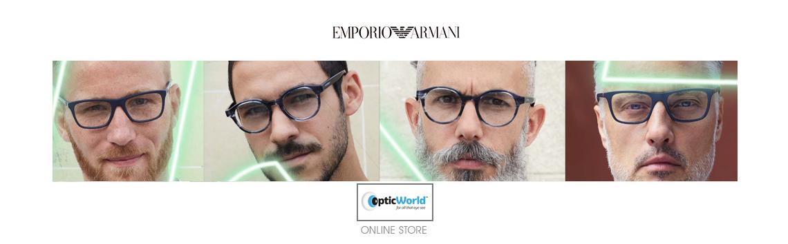 Emporio Armani Ea1041 Designer Spectacle Frames With