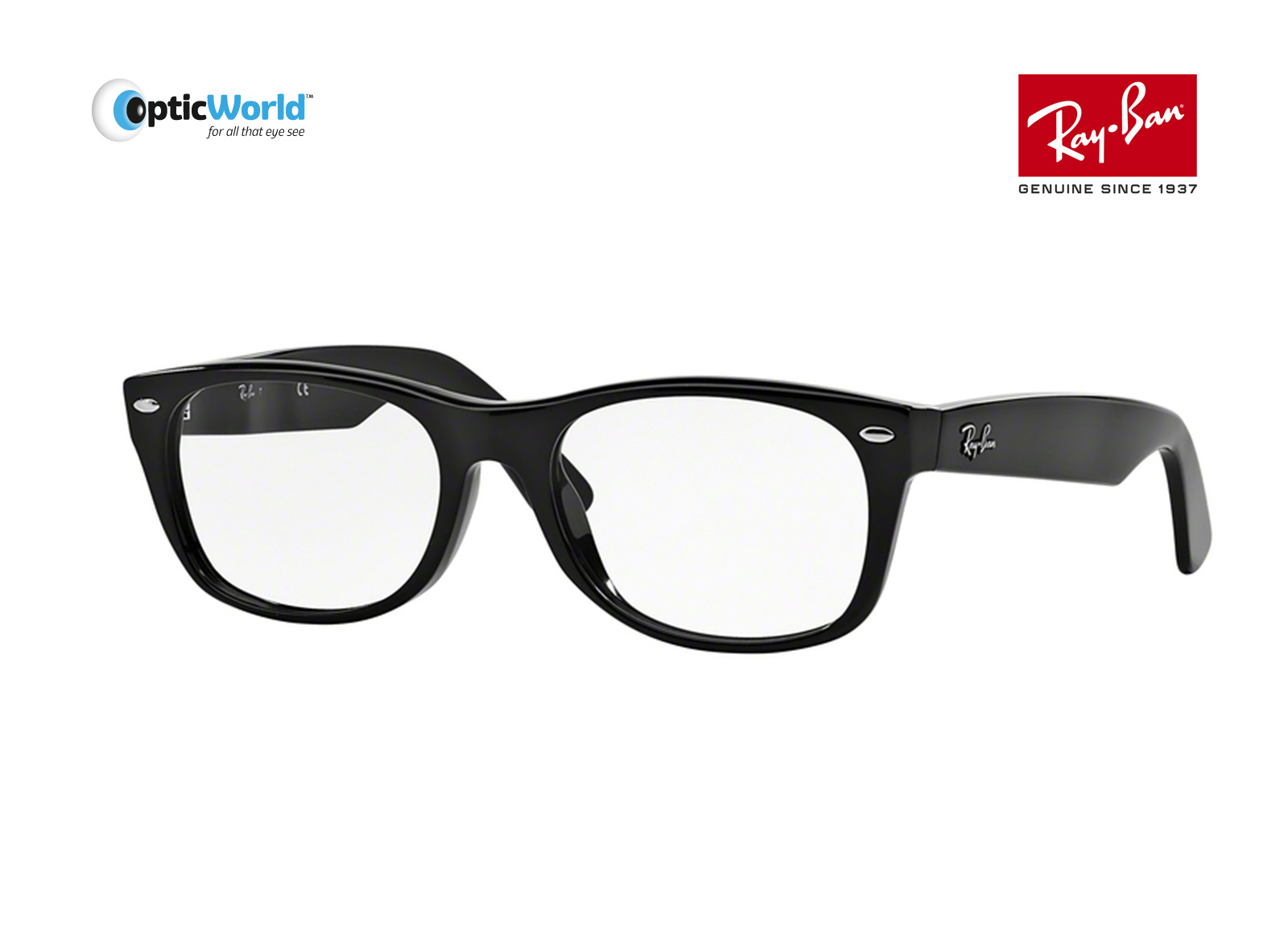 Rx5184 Ray Ban Wayfarer Optical Frames Glasses Eyeglasses 2015 ...