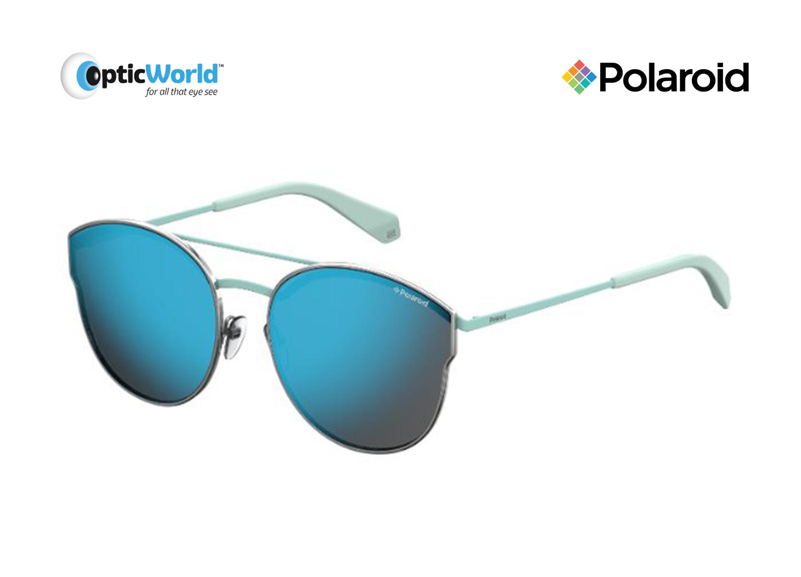 Sonnenbrille POLAROID polarized PLD4057/S 6LB 5X 60-18 Ruthenium Mirror bwMaNRxir